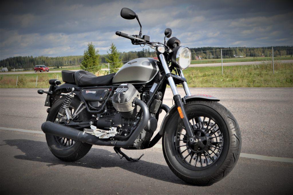 Lukijakysely, osallistuneiden kesken arvotaan moottoripyörän hoitosetti