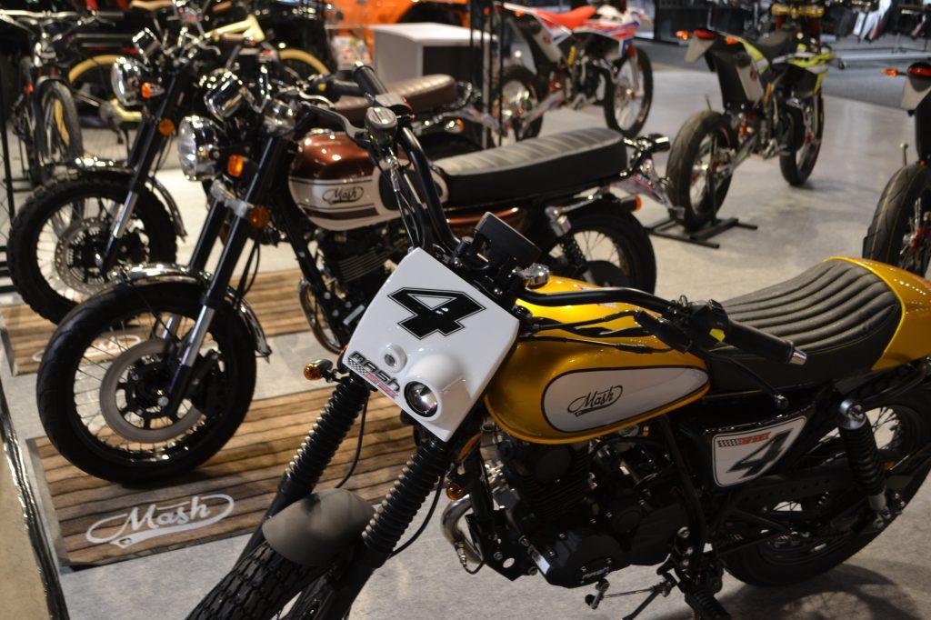 Uusien moottoripyörien myynti on jatkanut kasvua