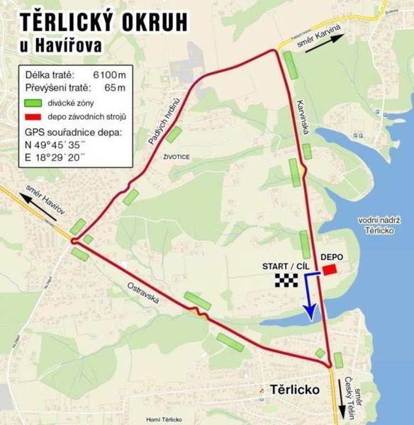 13. – 14.7. IRRC sarjan kolmas osakilpailu ajetaan Terlickossa ja SM road racing Pärnussa