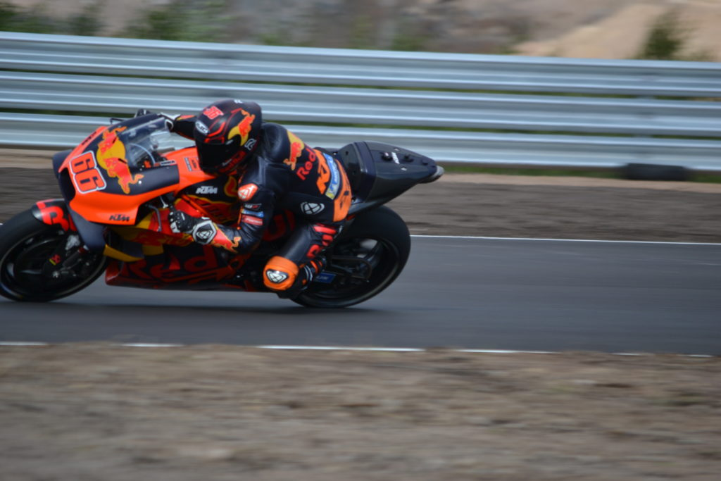MotoGP testiajot uudella KymiRing radalla 19. -20.8.2019