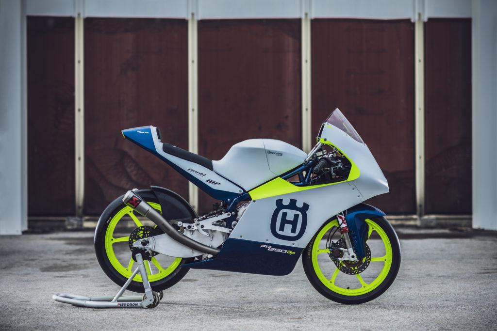 Husqvarna Motorcycles palaa mukaan MOTO3 luokkaan