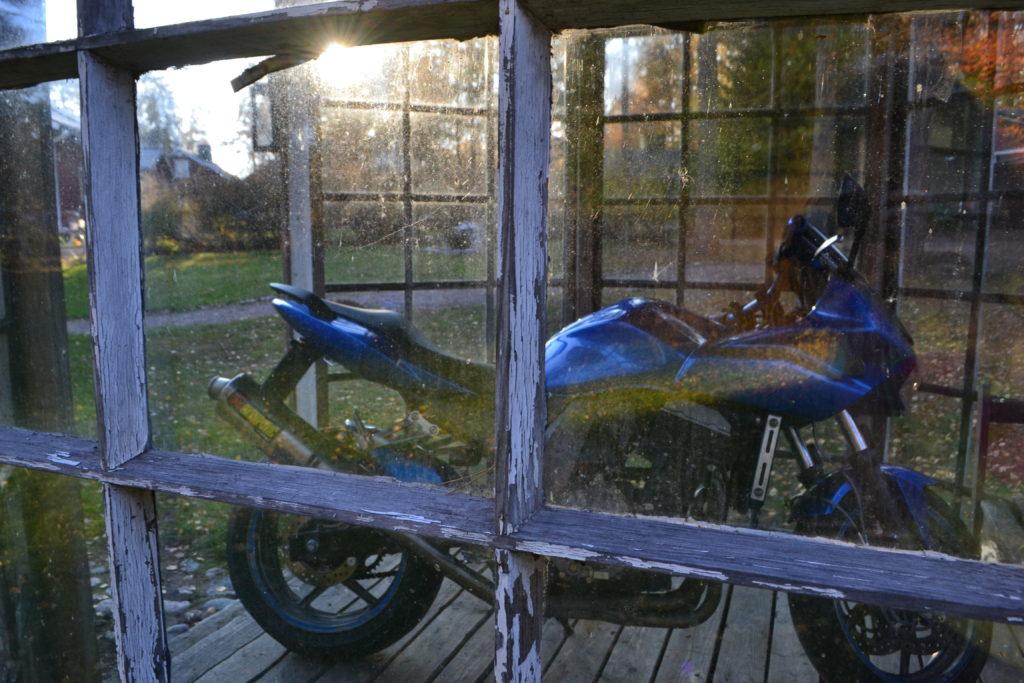 Käytetty moottoripyörä noin 3000 eurolla?