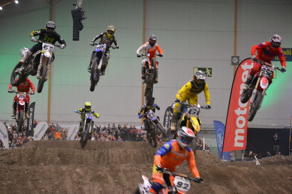 Tampere Supercross 2020 tulossa kuitenkin