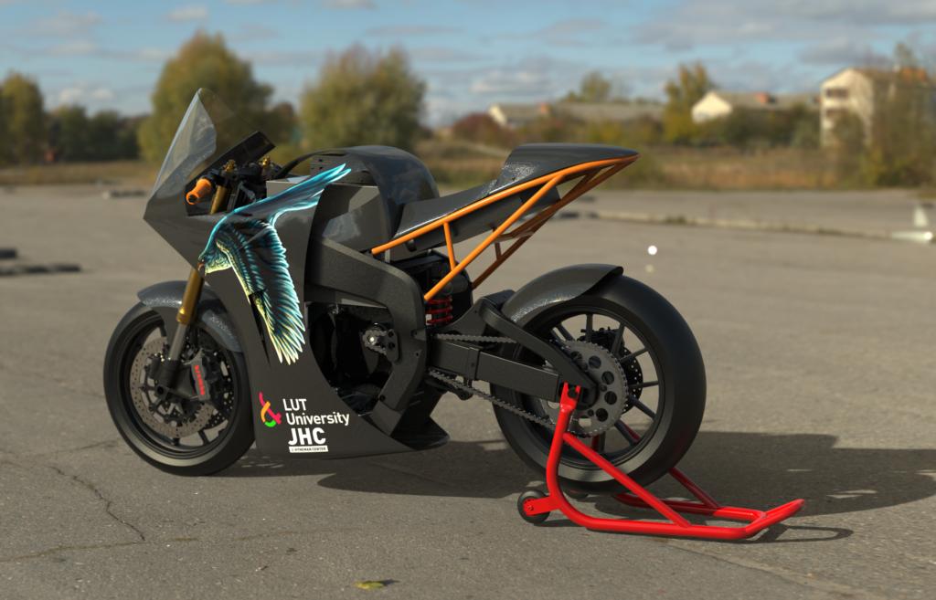 JHC Ukkonen, electric superbike Lappeenrannasta