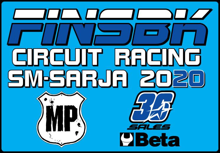 CIRCUIT RACING SM-SARJA 2020, KATSOJATIETOJA