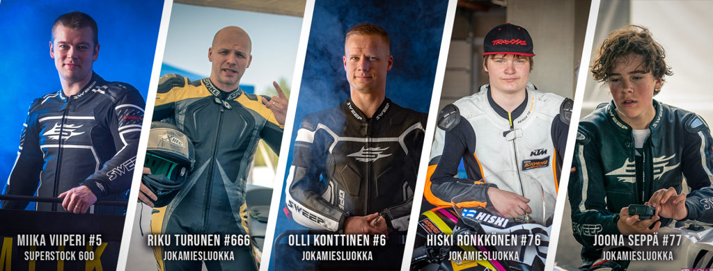 Alastaron Circuit Racing SM-osakilpailuun Track Punk Racing mukaan huikealla kokoonpanolla