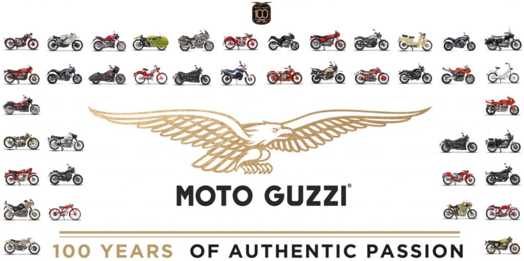 MOTO GUZZI 100-VUOTTA 15.3.2021