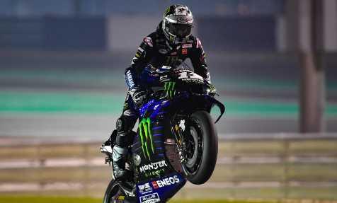 MotoGP:n kauden ensimmäinen kilpailu on ajettu