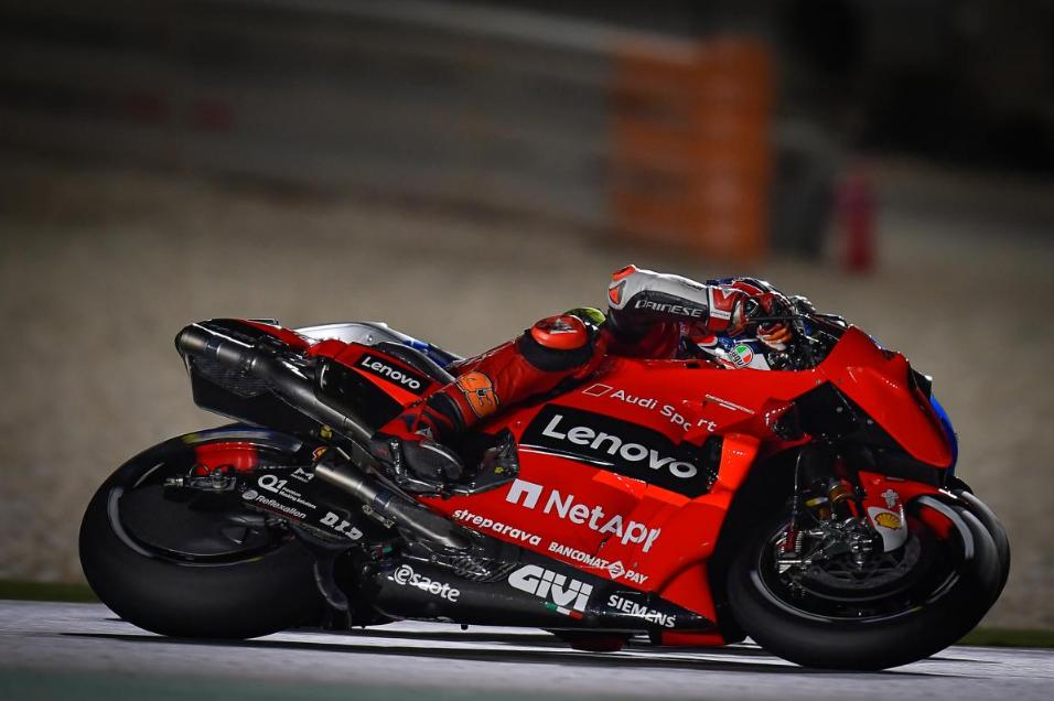 MotoGP Doha, viidentoista kärki vajaan yhdeksän sekunnin sisään
