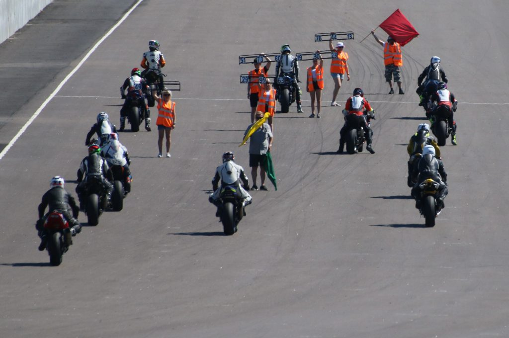 Kemoran Circuit Racing SM-osakilpailu peruttu