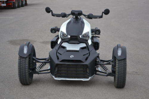 Can-Am Ryker 900 Rally Rdition